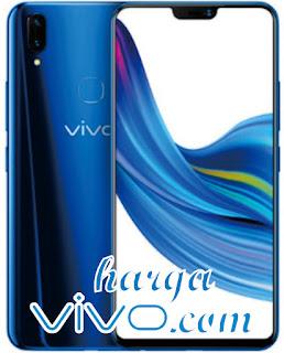 harga vivo z1 dengan layar 6 inchi