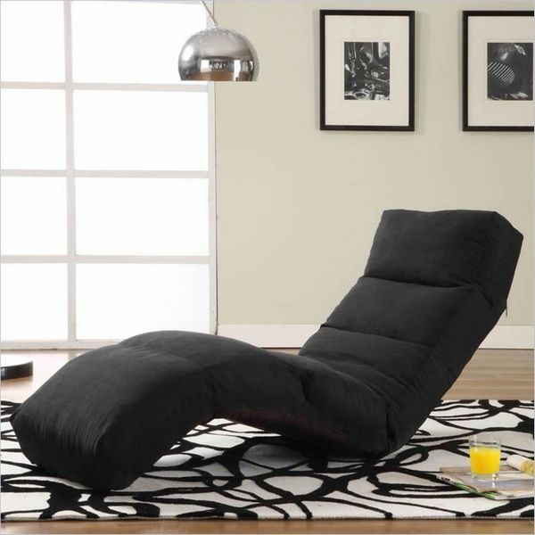 Curved Lounge Chair Bonjourlife