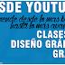 Clases de diseño gráfico gratis | Graphicdesisgngratis[Youtube]