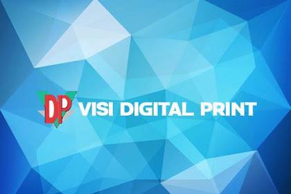 Lowongan Kerja CV. Visi Digital Print Pekanbaru November 2018