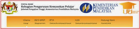 Soalan Lazim Untuk Permohonan UPU Sesi 2014/ 2015