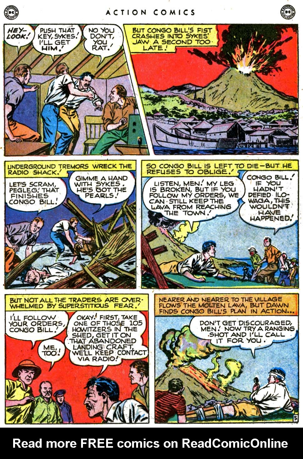Read online Action Comics (1938) comic -  Issue #123 - 21