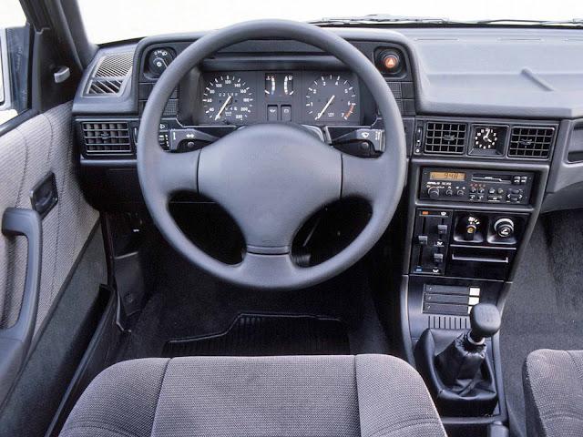 Chevrolet Kadett SL 1.8 1992 - interior