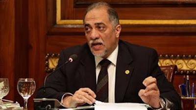 الدكتور عبد الهادى القصبي - أرشيفية