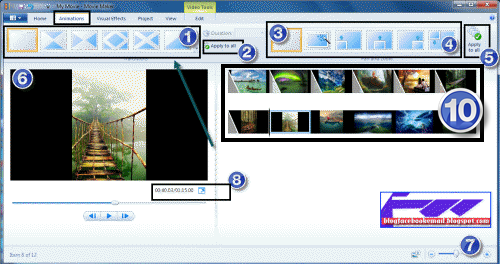 belajar movie maker windows 7
