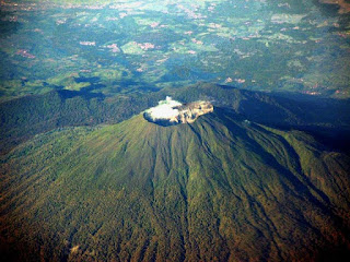 Info Jalur Pendakian Gunung Ciremai