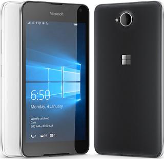 Spesifikasi Microsoft Lumia 650