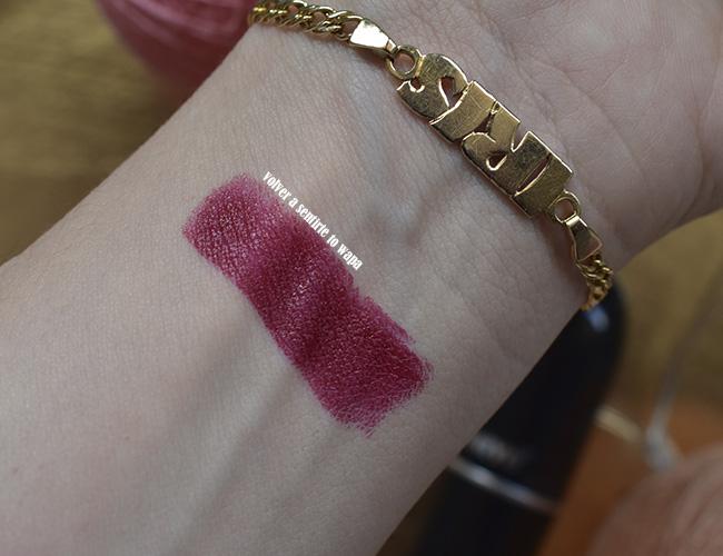 Pintalabios Lip Ammo de Miyo en el tono 10 London