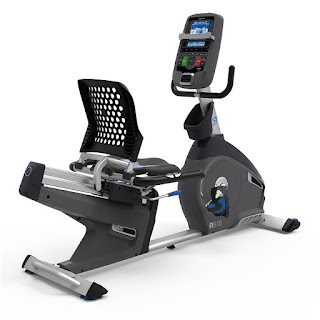 Nautilus R618 Recumbent Exercise Bike, image, review features & specifications plus compare with R616