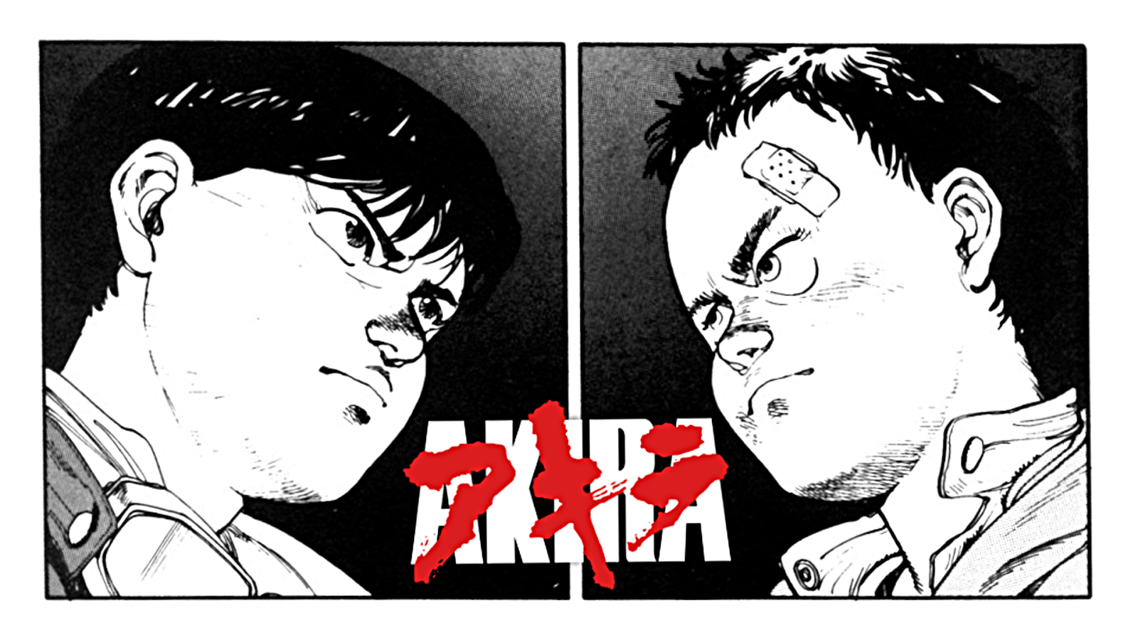 Face To Face With That Demon That We Face The Angel Akira Part 2 Themes Of Akira Neo Tokyo Is About To Explode Getting Ready For Vol 1