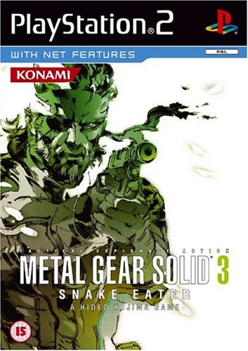 Metal%2BGear%2BSolid%2B3%2BSnake%2BEater - Metal Gear Solid 3 Snake Eater | Ps2