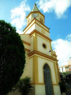 Igreja Gabriel, em Igrejinha