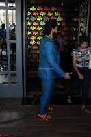 Ranveer Singh in Blue Blazer Spotted Life Bar ~  Exclusive 08.JPG