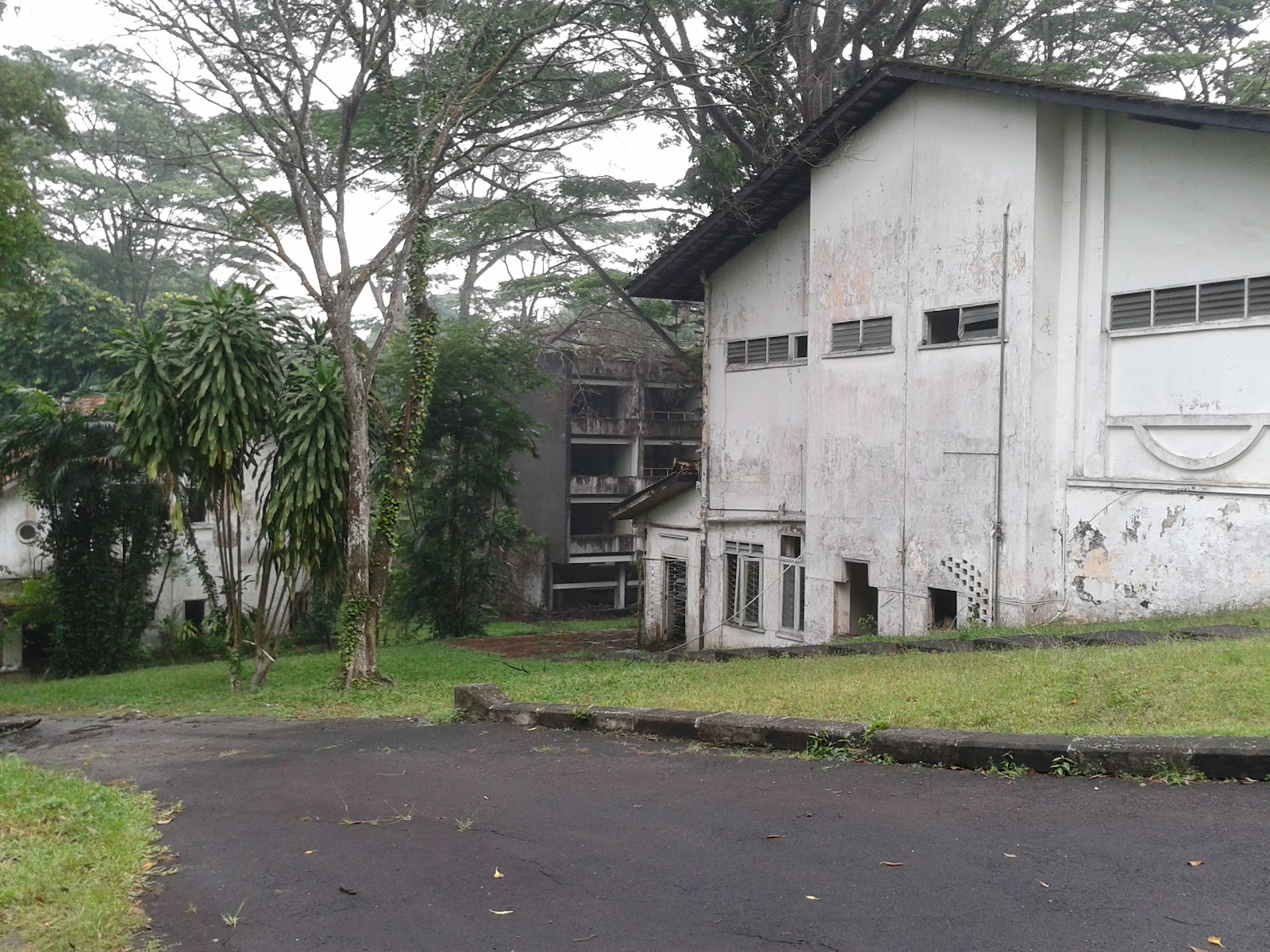 Tanglin Hill Brunei Hostel 1 - interesting places in Singapore