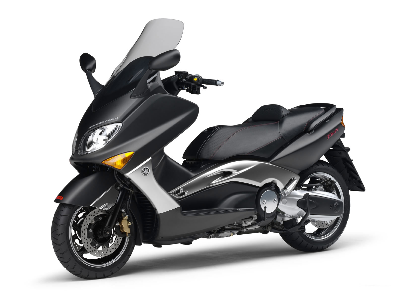 2007 YAMAHA Tmax Scooter Pictures, Review, Specifications