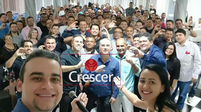 """A empresa mais conceituada em Marketing Multi Nível do Brasil, """"Crescer Livre"""", chega com tudo em Crateús"""