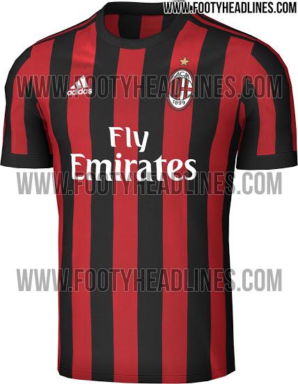 Camiseta AC Milan baratos