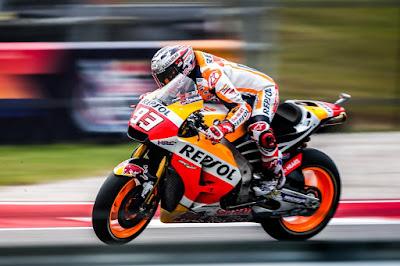 Meski Menang, Marquez Klaim Honda Sedang dalam Bahaya
