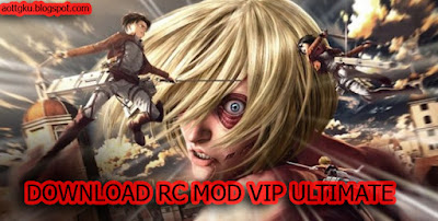 Download Rc Mod VIP (Ultimate) - VIP Ultimate Attack On Titan Tribute Game Mod