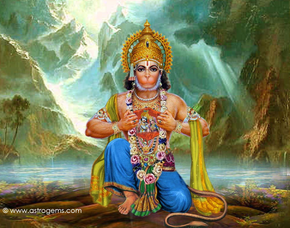 521 Entertainment World: Lord Jai Hanuman Wallpapers
