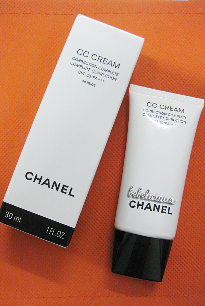 CC Cream Complete Correction by Chanel #18