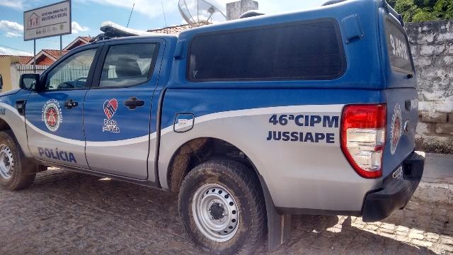 Chapada: Polícia prende homem acusado de tentativa de homicídio em Jussiape