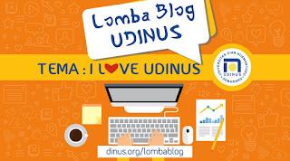 Lomba Blog Udinus
