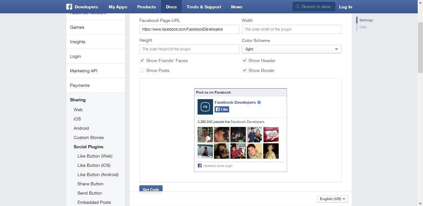 Cara Mempercantik Blog dengan Widget Facebook Page Like Box 2