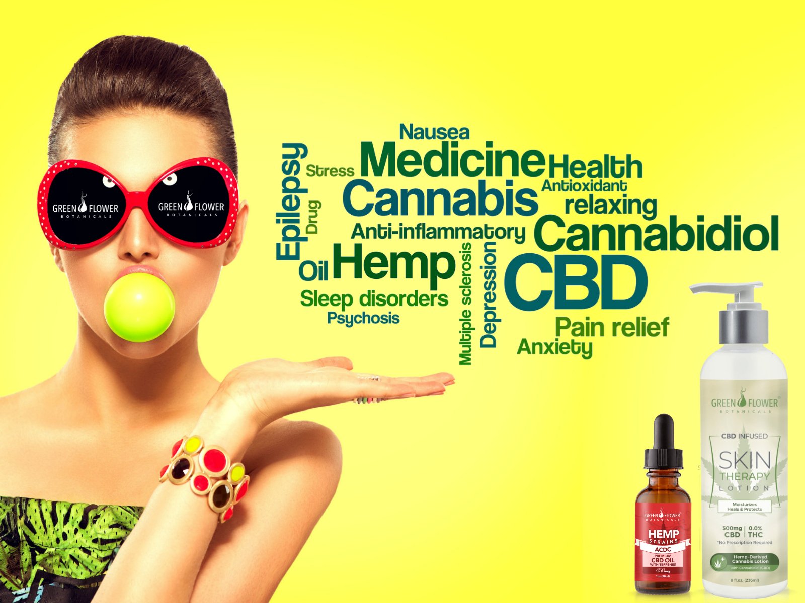 The Many Benefits And Uses For CBD Oil By Barbies Beauty Bits