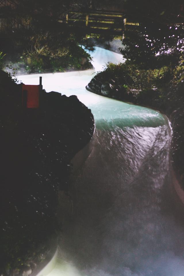 CenterParcs Longleat Wild Water Rapids