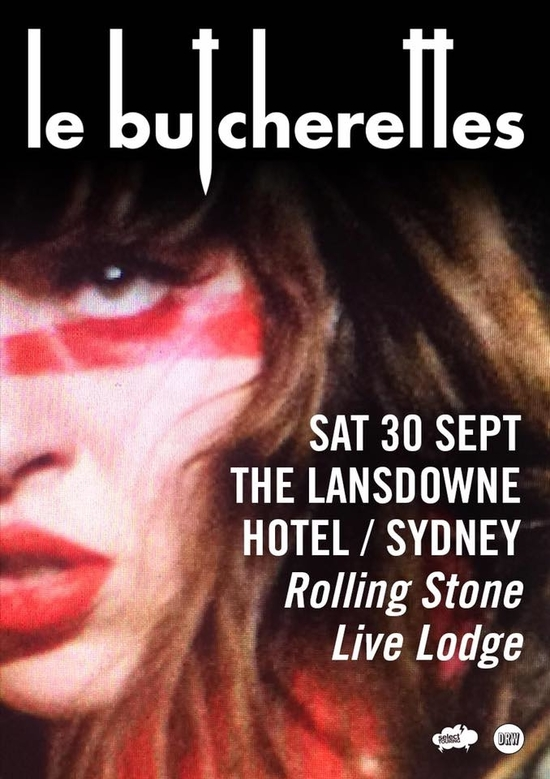 The Indies presents the latest live music videos from Le Butcherettes