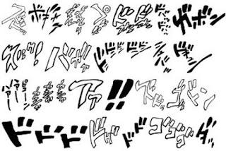 Belajar tentang Onomatope Bahasa Jepang