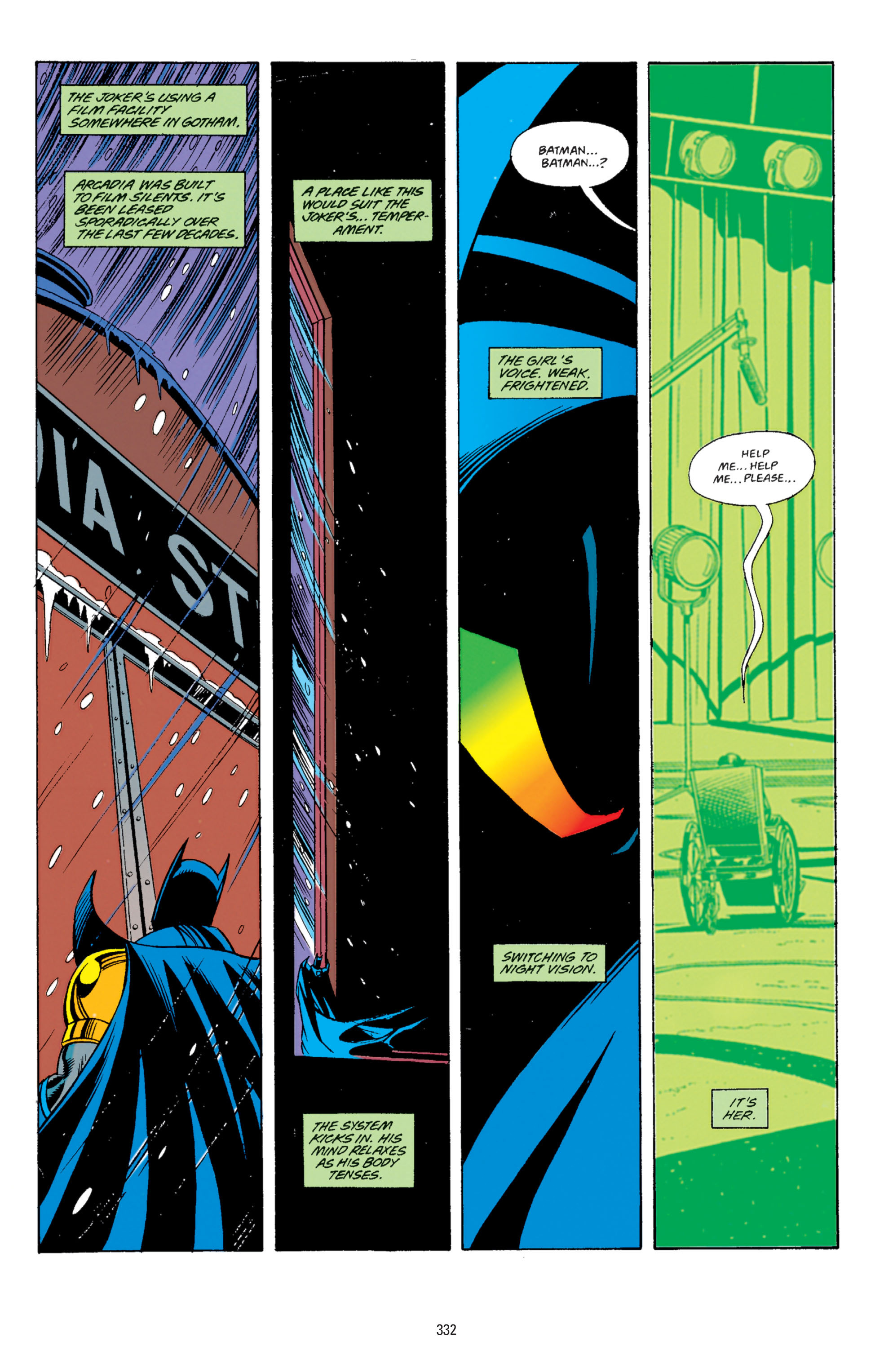 Detective Comics (1937) 672 Page 15