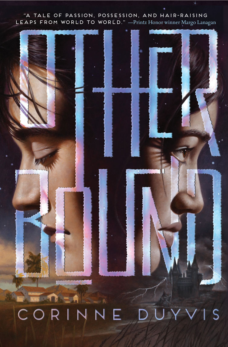 Otherbound by Corinne Duyvis - favorite book of 2014 by freshfromthe.com