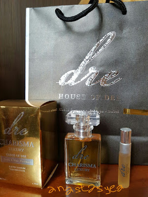dre charisma perfume luxury