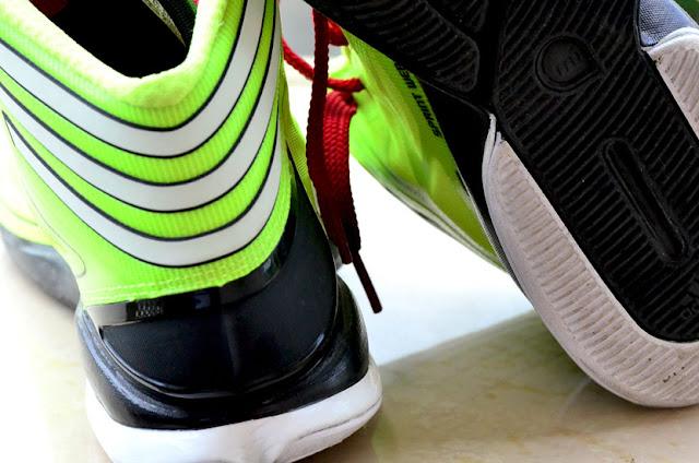 Crazy Tennis Shoes