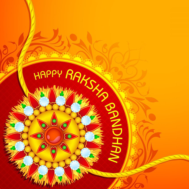 Happy Raksha Bandhan DP For Whatsapp