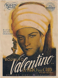 El hijo del caíd (1926) Descargar y ver Online Gratis