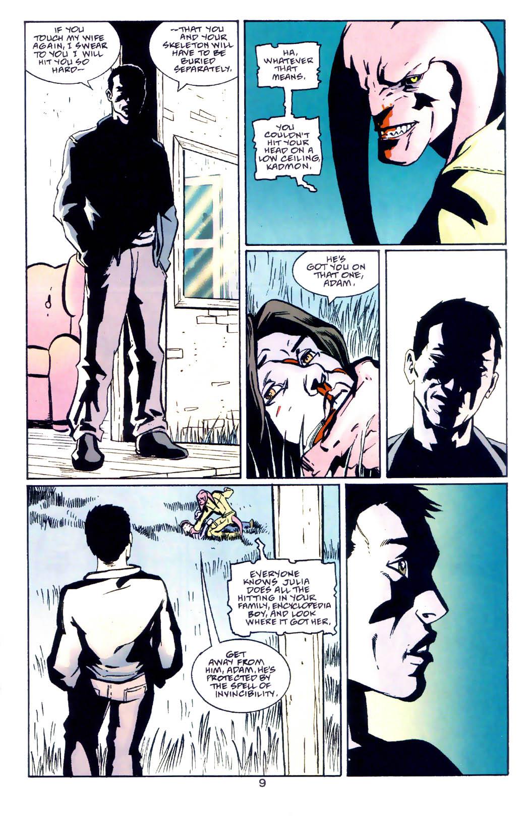 Read online Midnight, Mass comic -  Issue #3 - 10