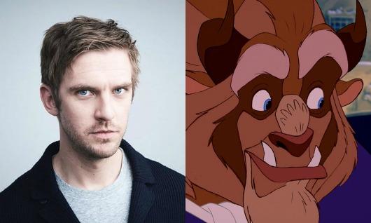 La Bella y la Bestia de Disney - Blog: Dan Stevens: