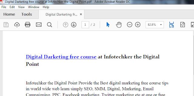 pdf look