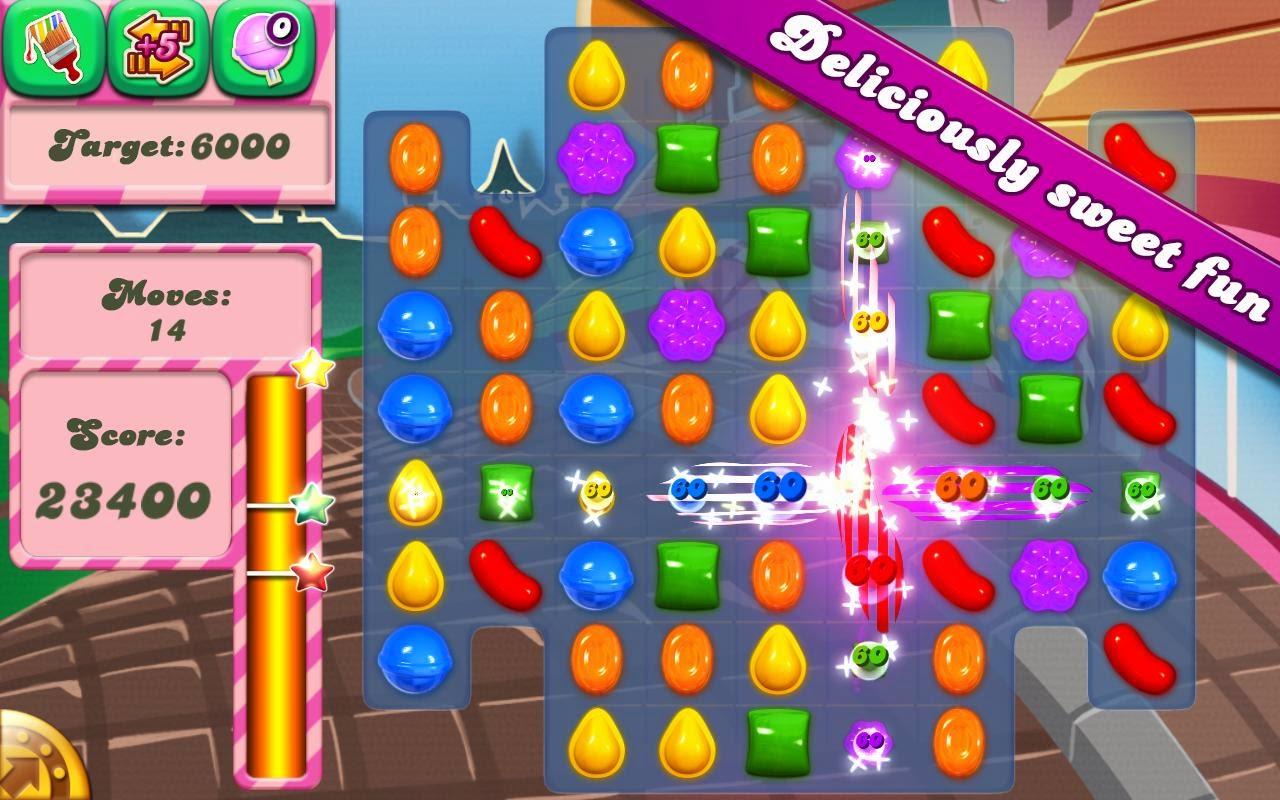 Candy crush saga 2015