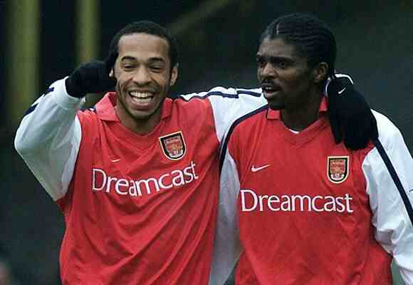 EPL: Thierry Henry, Kanu Nwankwo to attend Wenger's last home game in charge of Arsenal