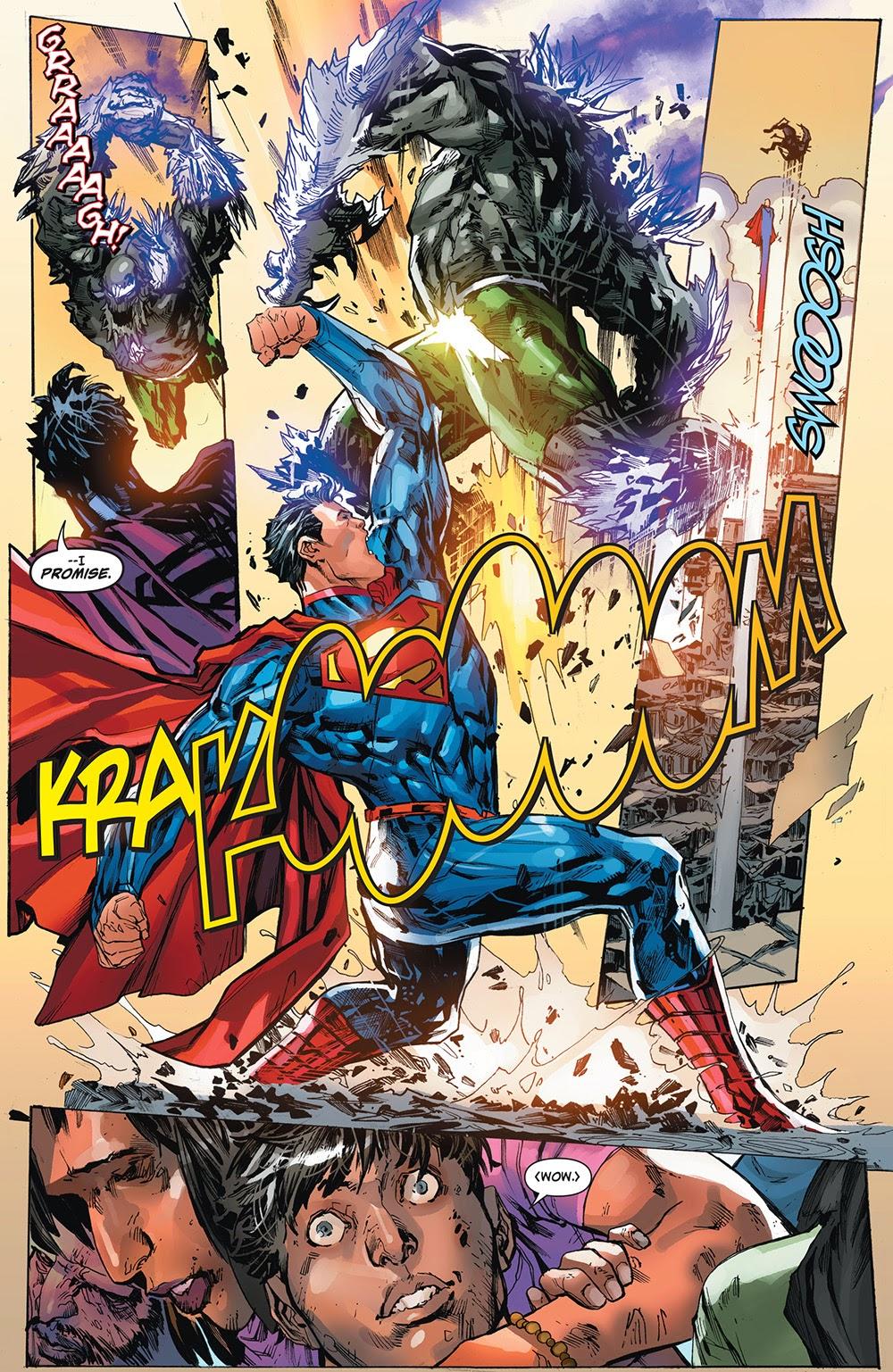 Superman (New 52) vs Endbringers (Leviathan, Simurgh