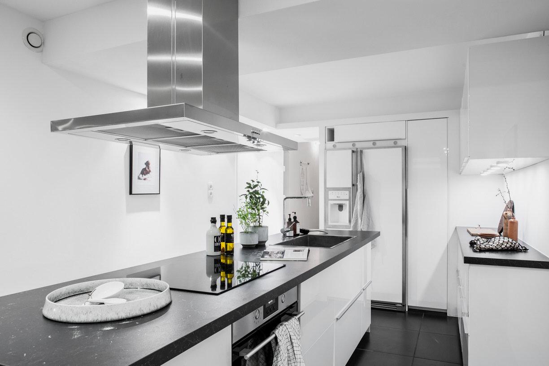 20 Cozinhas para quem gosta do estilo nórdico ~ Decoração e Ideias  #7C6932 1224 816