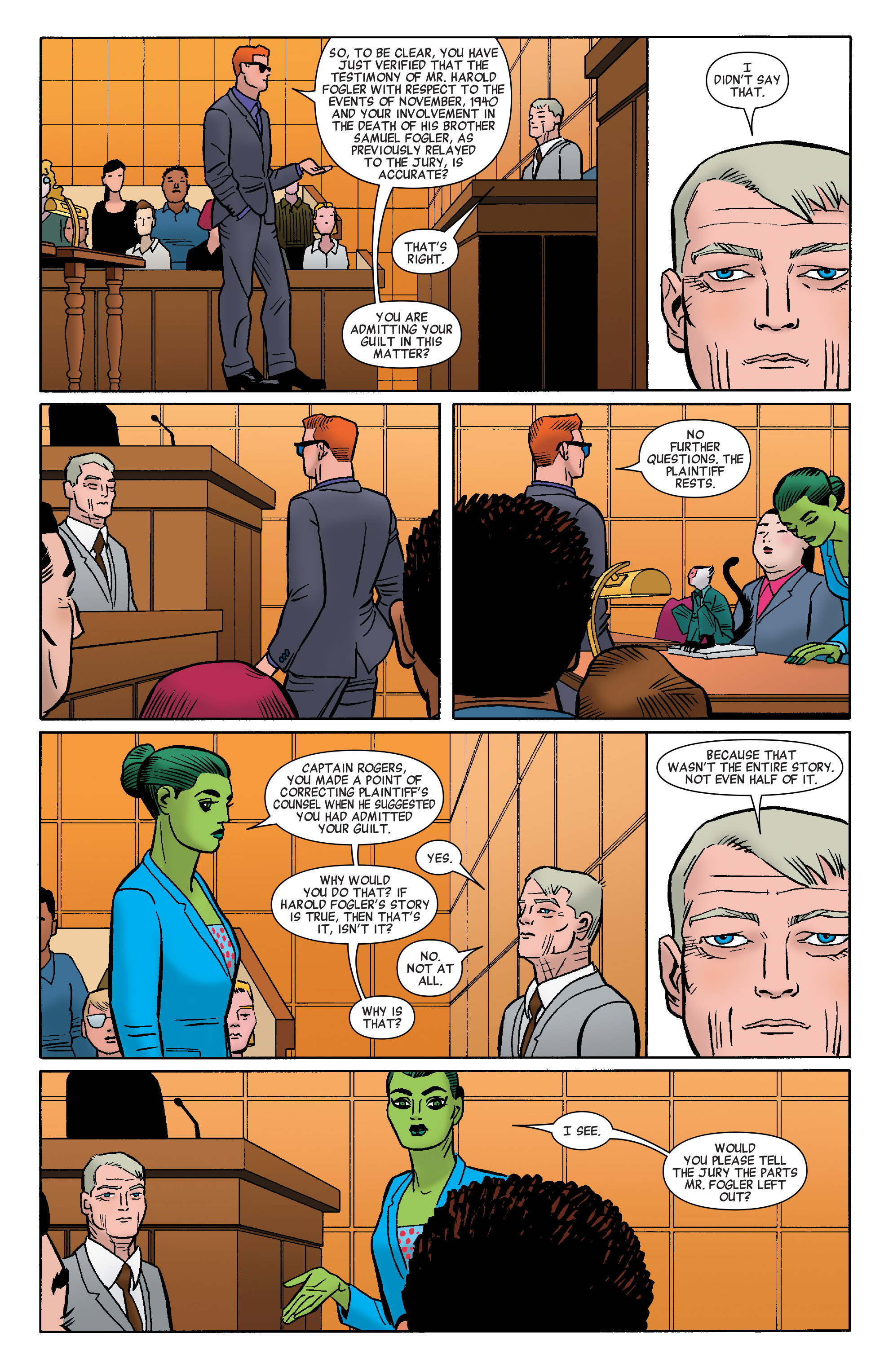 Read online She-Hulk (2014) comic -  Issue #10 - 3