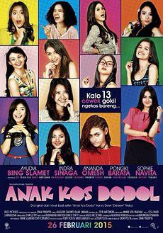 Nonton Film Anak Kos Dodol (2015)