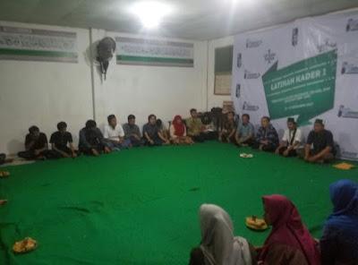 HMI Cabang Bandar Lampung Komisariat Ekonomi Unila Adakan Latihan Kader 1
