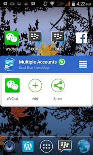 Cara Mudah Multi Akun atau Kloning Sendiri Aplikasi Games Android Online/Offline