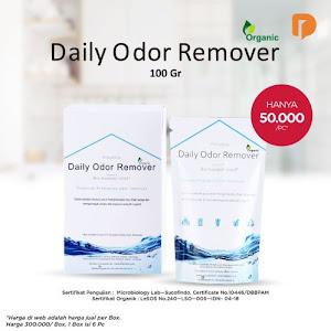 Daily Odor Remover Set (Set of 6)